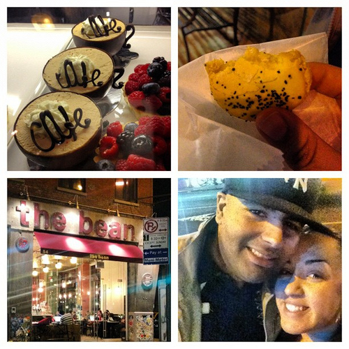 #Nyc #thevillage Date night with the lovie!