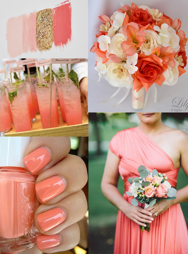 Wedding Wednesday | Color Palette