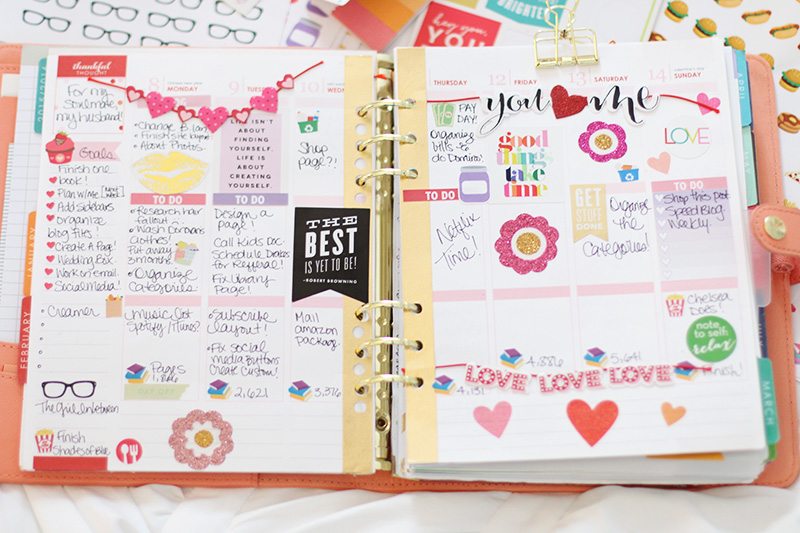 Setting Up Your Planner to Succeed