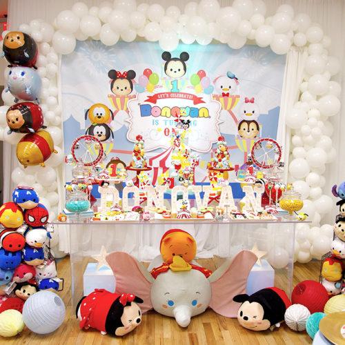 Disney Tsum Tsum Carnival