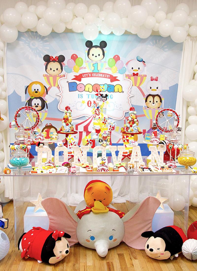 Tsum Tsum Carnival 1st Birthday!