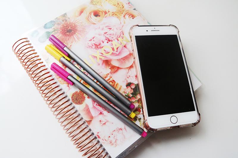 Mixing Digital & Paper Planning