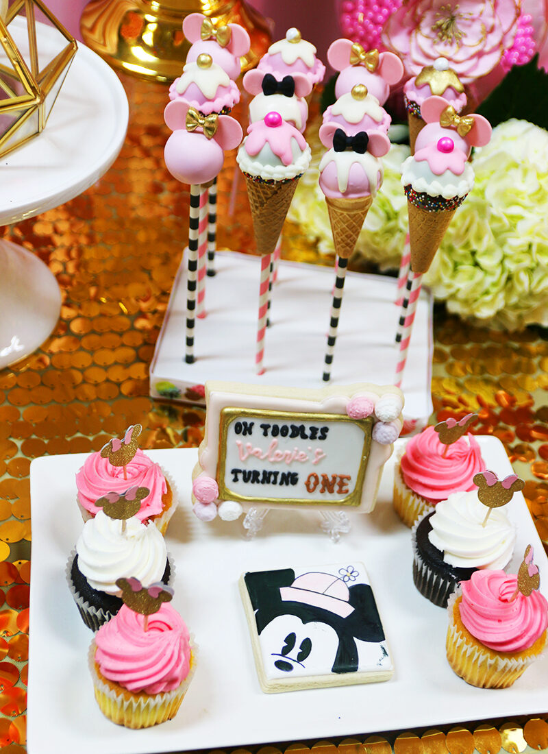 Vintage Mini Mouse Sweet Shoppe Party!