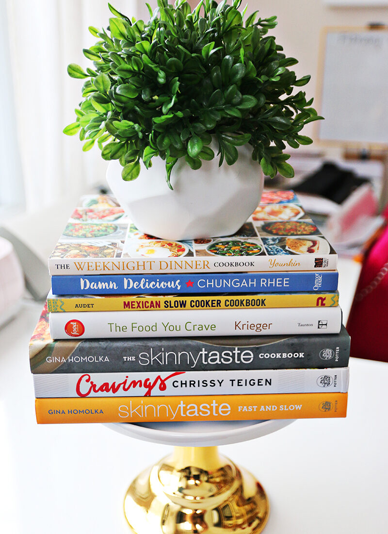 Cookbooks I'm Currently Loving