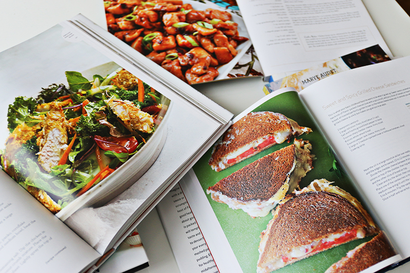 cookbooks i'm loving