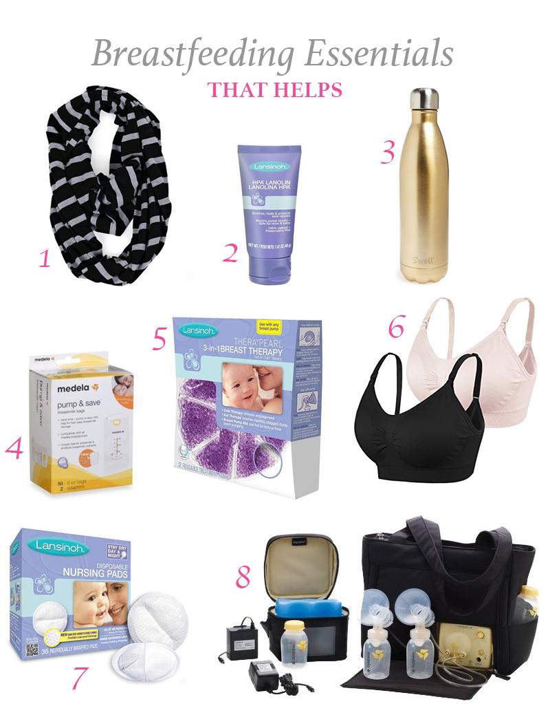 Breastfeeding Essentials that Helps