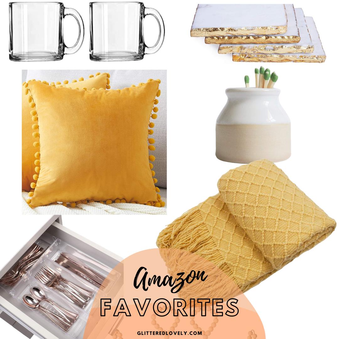 Amazon Decor Favorites!