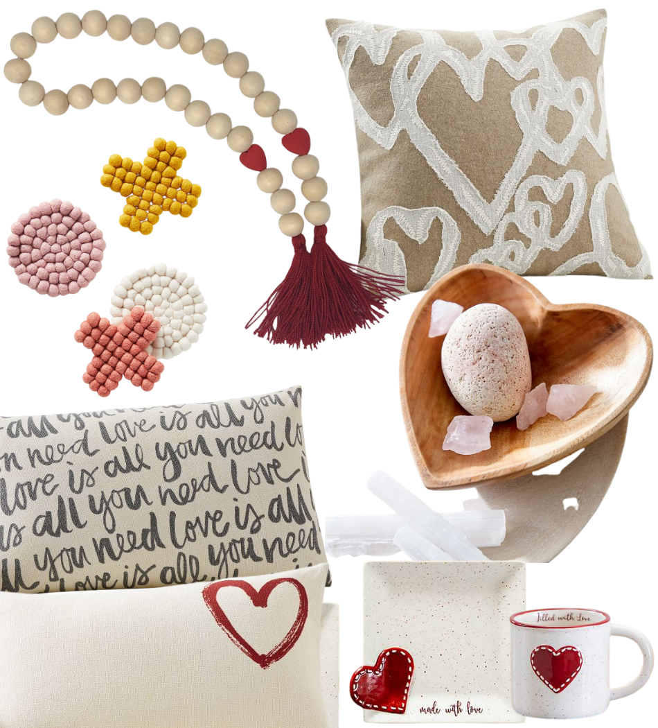 Valentine Day Home Decor Must Haves